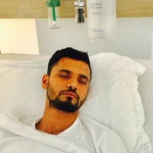mashrafe in hospital